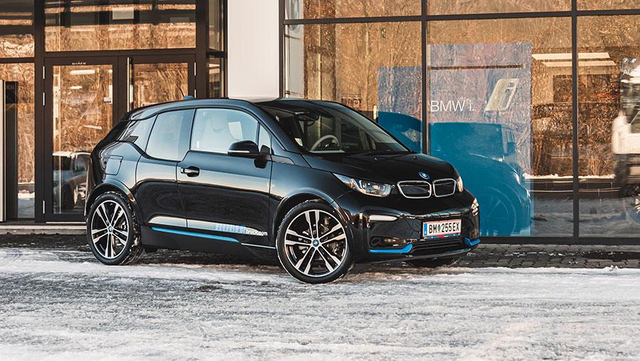 BMW i3s Leasing