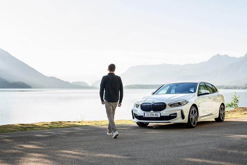 BMW 1er Leasing